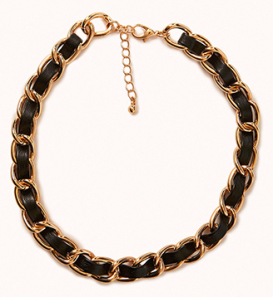 Chanel chain link f21